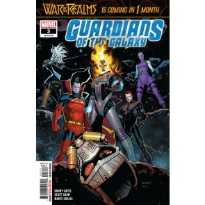 Guardians of the Galaxy (2019) #3 VF/NM David Marquez Cover Cosmic Ghost Rider