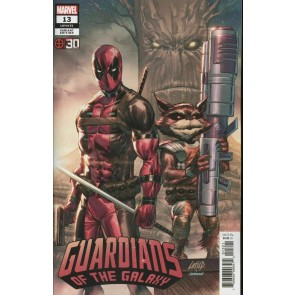 Guardians of the Galaxy (2020) #13 (#175) VF/NM Rob Liefeld Deadpool Variant