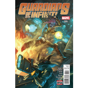 Guardians of Infinity (2015) #6 VF/NM