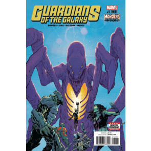Guardians of the Galaxy (2015) #1.MU VF/NM Monsters Unleashed