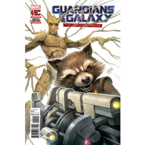 Guardians of the Galaxy: The Telltale Series (2017) #4 VF/NM Nakayama Cover
