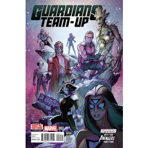 GUARDIANS TEAM-UP (2015) #2 VF/NM