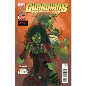 GUARDIANS TEAM-UP (2015) #4 VF/NM