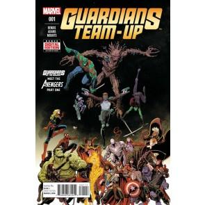 Guardians Team-Up (2015) #'s 1 2 3 4 6 VF/NM Set