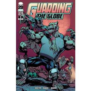 GUARDING THE GLOBE (2012) #3 NM IMAGE COMICS