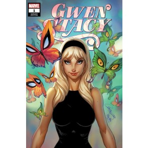 Gwen Stacy (2020) #1 VF/NM J Scott Campbell Variant Cover