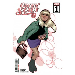 Gwen Stacy (2020) #1 VF/NM Adam Hughes Cover