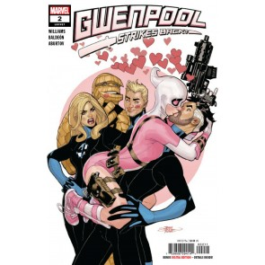Gwenpool Strikes Back (2019) #2 VF/NM Terry Dodson Cover Spider-Man