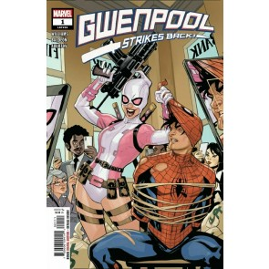 Gwenpool Strikes Back (2019) #1 VF/NM Terry Dodson Cover Spider-Man