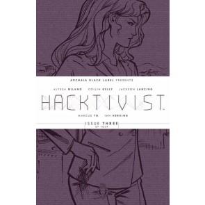 HACKTIVIST (2014) #3 OF 4 VF/NM - NM ALYSSA MILANO