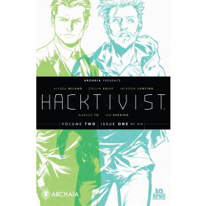 HACKTIVIST (2015) #1 VF/NM VOLUME TWO BOOM! ARCHAIA