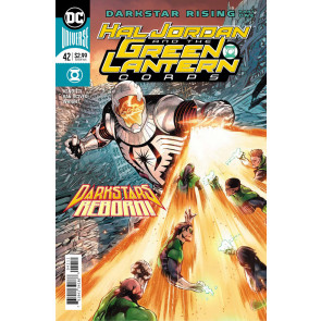 Hal Jordan and the Green Lantern Corps (2016) #42 VF/NM Rafa Sandoval Cover