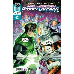 Hal Jordan and the Green Lantern Corps (2016) #44 VF/NM Rafa Sandoval Cover