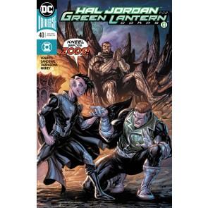 Hal Jordan and the Green Lantern Corps (2016) #40 VF/NM Tyler Kirkham Cover