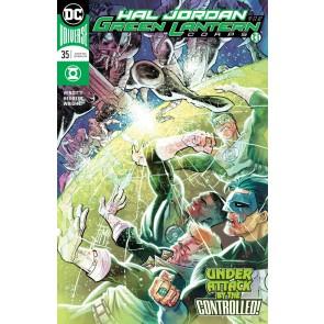 Hal Jordan and the Green Lantern Corps (2016) #35 VF/NM Francis Manapul Cover