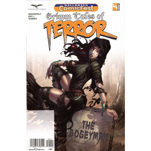 Halloween Comic Fest 2017 - Grimm Tales of Terror VF/NM Zenescope