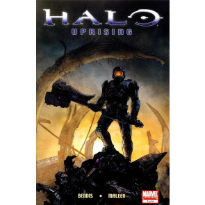 HALO: UPRISING #3 OF 4 FN - FN/VF  BENDIS MALEEV