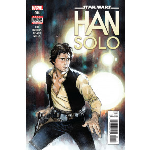 Han Solo (2016) #4 VF/NM Star Wars