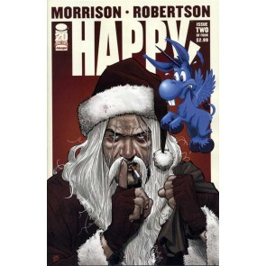 Happy! (2012) #2 of 4 VF/NM-NM Variant Cover Rare