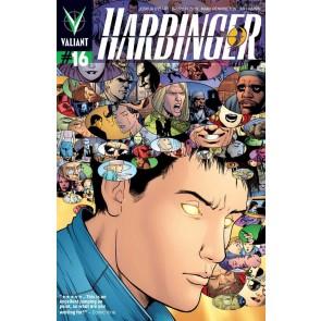 HARBINGER (2012) #16 VF/NM VALIANT COMICS