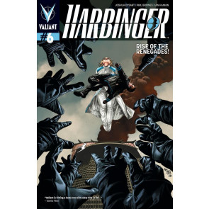 HARBINGER (2012) #6 NM VALIANT COMICS
