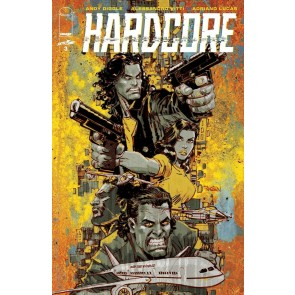Hardcore (2018) #3 VF/NM Image Comics