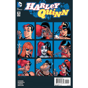 HARLEY QUINN (2013) #19 VF/NM