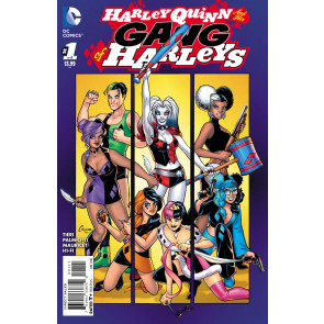 Harley Quinn and Her Gang of Harleys (2016) #1 of 6 VF/NM Amanda Conner