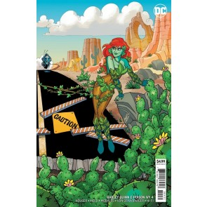 Harley Quinn & Poison Ivy (2019) #4 of 6 VF/NM Amanda Conner Variant Cover (Ivy)