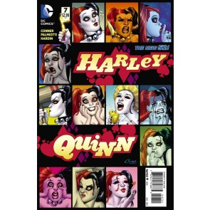 Harley Quinn (2013) #7 VF/NM-NM 2nd Printing Variant Cover The New 52!
