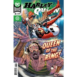 Harley Quinn (2016) #70 VF/NM Guillem March Cover