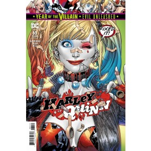 Harley Quinn (2016) #65 VF/NM Guillem March Cover