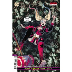 Harley Quinn (2016) #66 VF/NM Mauricet DCeased Variant Cover