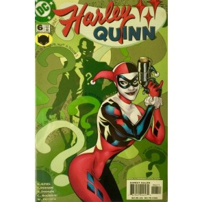 Harley Quinn (2000) #6 VF/NM Terry Dodson Art Riddler