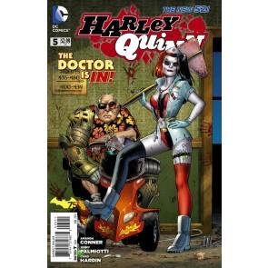 Harley Quinn (2013) #5 VF/NM-NM Amanda Conner 1st Printing The New 52!