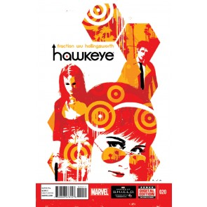 Hawkeye (2012) #20 VF/NM David Aja Cover