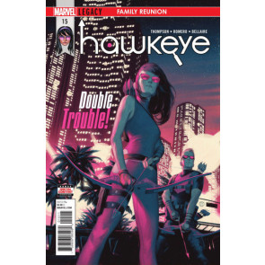 Hawkeye (2017) #15 VF/NM (9.0) or better Marvel Legacy