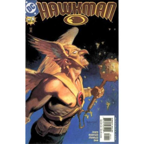 "HAWKMAN (2002) #'s 1, 2, 3, 4 VF/NM NEAR COMPLETE ""ENDLESS FLIGHT"" SET"