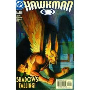 HAWKMAN (2002) #'s 1, 2, 3, 4 VF/NM NEAR COMPLETE