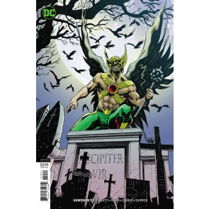 Hawkman (2018) #10 of 22 VF/NM Cully Hamner Variant Cover DC Universe