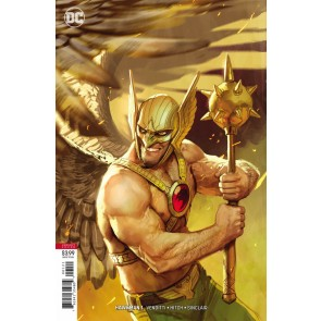 "Hawkman (2018) #'s 1 2 3 5 6 Near Complete ""Awakening"" VF/NM Variant Cover Set"