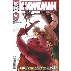 Hawkman (2018) #28 VF/NM Mikel Janin Cover DC Universe