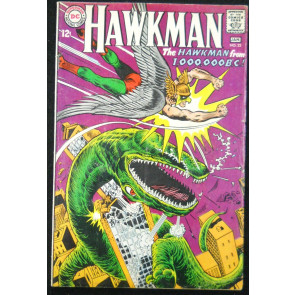 HAWKMAN #23 VG+ DINOSAUR COVER