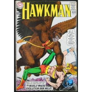 HAWKMAN #6 FN