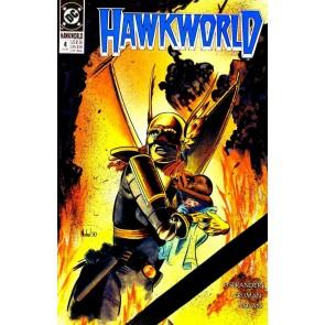 Hawkworld (1990) #4 VF/NM Graham Nolan