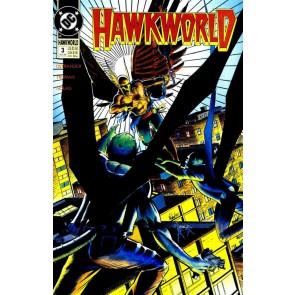 Hawkworld (1990) #3 VF/NM Graham Nolan