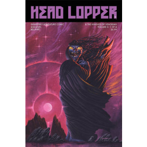 Head Lopper : And the Knights of Venora (2018) #1 of 4 VF/NM Image Comics