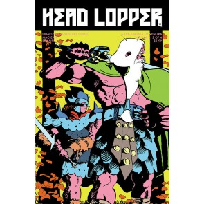 Head Lopper : And the Knights of Venora (2018) #3 of 4 VF/NM Image Comics