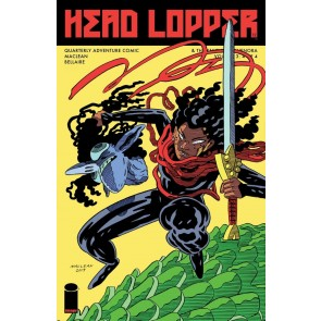 Head Lopper : And the Knights of Venora (2018) #4 of 4 VF/NM Image Comics