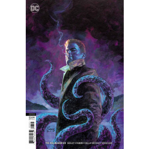 Hellblazer (2016) #23 VF/NM Sean Phillips Variant Cover DC Universe